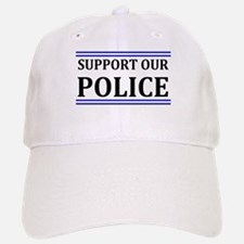 Support Our Police Baseball Baseball Cap