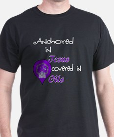 Funny Christian anchor T-Shirt