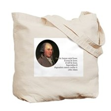 Adams & Burns Quotes Tote Bag