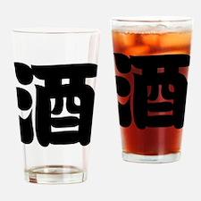 SAKE Drinking Glass