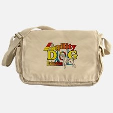 Dalmatian Agility Messenger Bag
