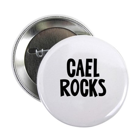"Cael Rocks 2.25"" Button (10 pack)"