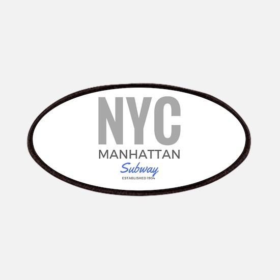 NYC Manhattan Subway Patch