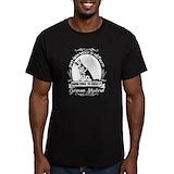 German shepherd Fitted T-shirts (Dark)