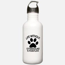 Life Without Parson Ru Sports Water Bottle
