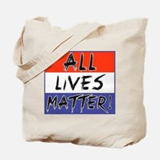 All Lives Matter Tote Bag