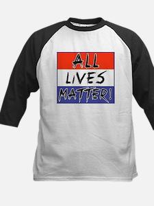 All Lives Matter Baseball Jersey