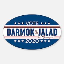 Darmok And Jalad 2016 Decal