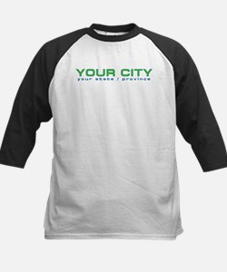 Your City Kids Baseball Jersey