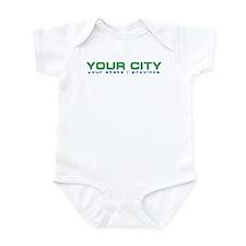 Your City Infant Bodysuit