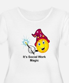Social Work Magic T-Shirt