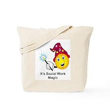 Social Work Magic Tote Bag