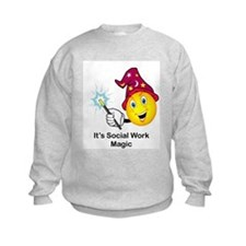 Social Work Magic Sweatshirt