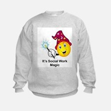 Social Work Magic Sweatshirt