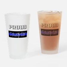Cops Drinking Glass