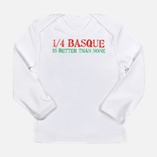 Quarter Basque Long Sleeve T-Shirt