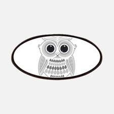 White Owl Patch