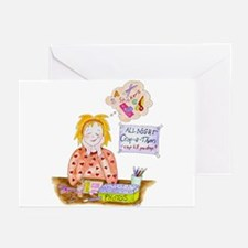 Scrapbooking Crop-A-Thon Greeting Cards (Package o