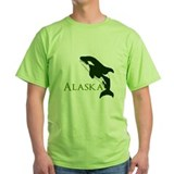 Alaska cruise Green T-Shirt
