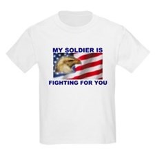 FIGHTING SOLDIER T-Shirt