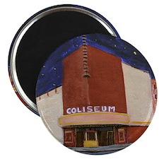 Coliseum Theater Magnet