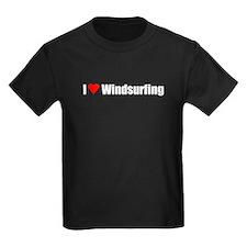 I love windsurfing T