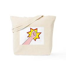 Revolution Fist Tote Bag