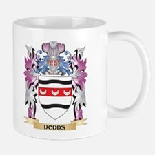 Dodds Coat of Arms (Family Crest) Mugs