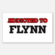 Addicted to Flynn Decal