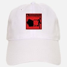 Science In Progress (red) Baseball Baseball Cap
