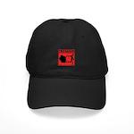 Science In Progress (red) Black Cap