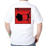 Science In Progress (red) Golf Shirt