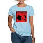 Science In Progress (red) Women's Light T-Shirt
