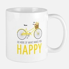 Makes You Happy Mugs