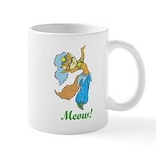 Belly Dancing Kitty Small Mug