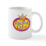 Scrapbook Queen Crown Mug