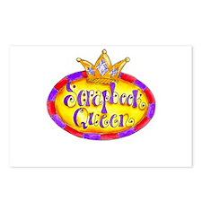 Scrapbook Queen Crown Postcards (Package of 8)
