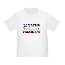 JASMYN for president T