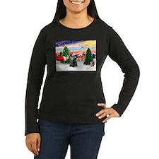 SantasTreat/Scottie #4 T-Shirt