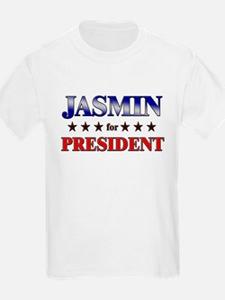 JASMIN for president T-Shirt