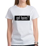 got twins? Women's T-Shirt
