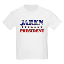 JAREN for president T-Shirt