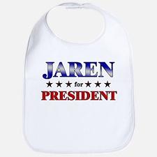 JAREN for president Bib