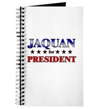JAQUAN for president Journal