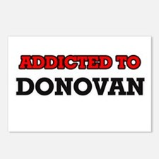 Addicted to Donovan Postcards (Package of 8)