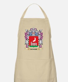 Dominik Coat of Arms (Family Crest) Apron