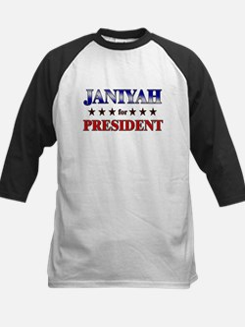 JANIYAH for president Tee