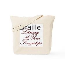 Literacy Tote Bag