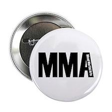 """MMA - Mixed Martial Arts 2.25"""" Button"""