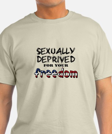 Sexually Deprived T-Shirt